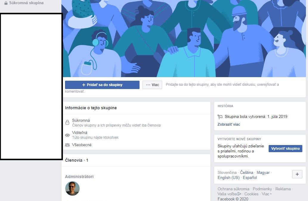 Krádež identity v prostredí sociálnych sietí: odporcovia spolku a asociácie zrejme parazitujú na ich značkách