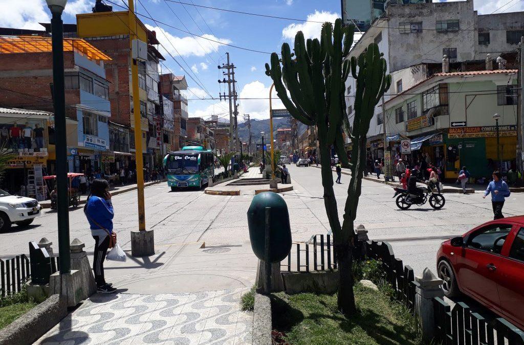 Huascarán, peklo na zemi