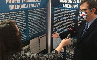 Matej Hanula: Trianon patrí medzi významné míľniky európskych dejín