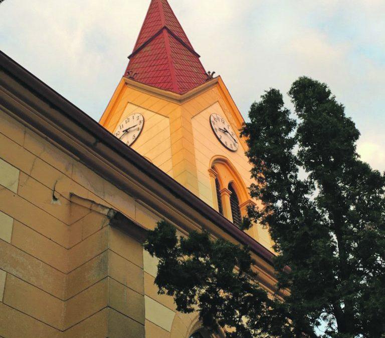 Ako vPiešťanoch postavili kostol zjednej zlatky alebo Tri výročia vkrátkom slede