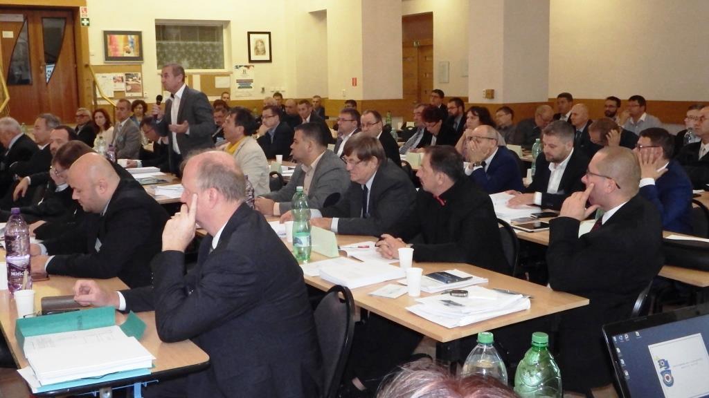 Synoda zasadne neobvykle pred konaním seniorálnych aj dištriktuálnych konventov