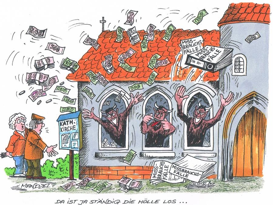 Zaviesť sankčný mechanizmus na vymáhanie peňazí zo zborov je donebavolajúca neľudskosť abezcitnosť