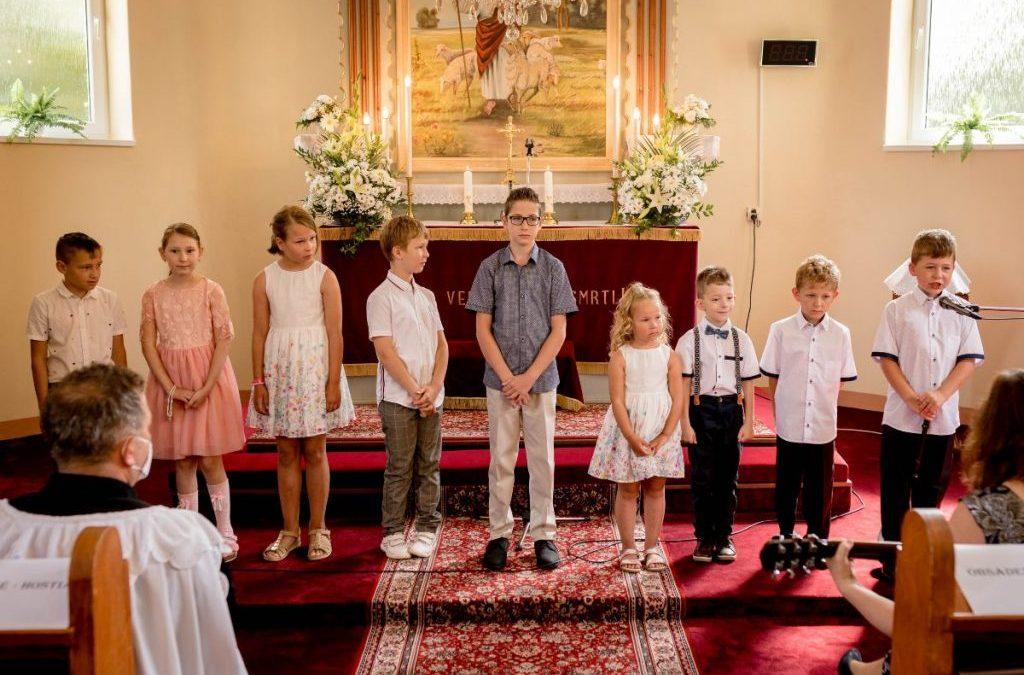 Päťdesiat rokov od posviacky kostola